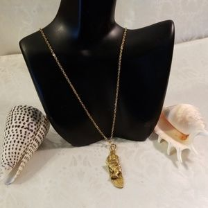 Jewelry - Ancient Egyptian Queen nefertiti charm necklace